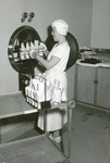 Autoclave in use