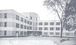 Milwaukee hospital building entrance