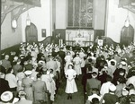 Capping ceremony