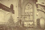 Chapel at Christmas by Aurora Health Care