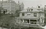 Milwaukee Hospital grounds