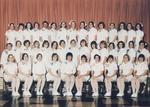 Nurses' graduating class of 1973