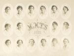 Nurse graduating class of 1921