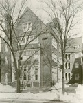 Nurses' dormitory, external view