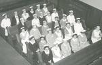 Nurses in mass
