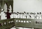 Nurses singing