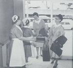 Nurses with luggage