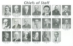 Mount Sinai Hospital Chiefs of Staff portraits