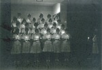 Mount Sinai nursing school graduation ceremony