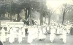 Nurse Reserve parade