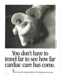 Milwaukee Heart project print ad