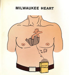Milwaukee Heart diagram in chest with battery pack
