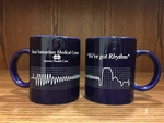 Sinai Samaritan Medical Center We've got rhythm coffee mug
