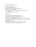 Historical timeline of West Allis Memorial Hospital